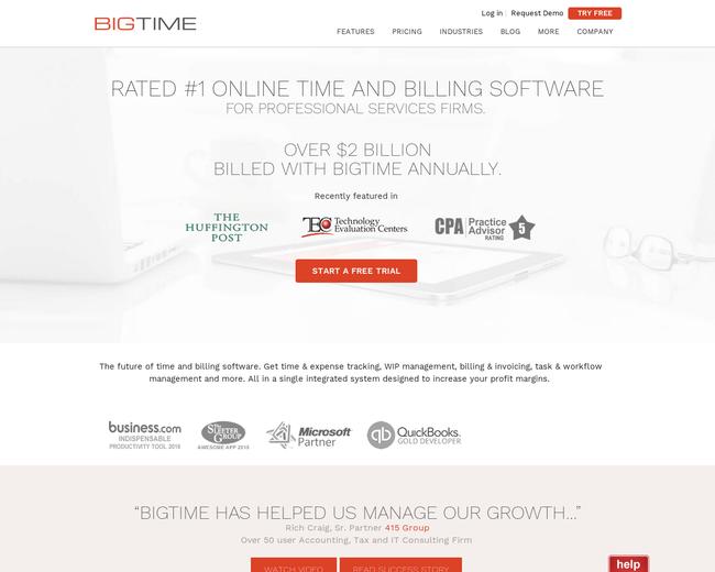 BigTime Software