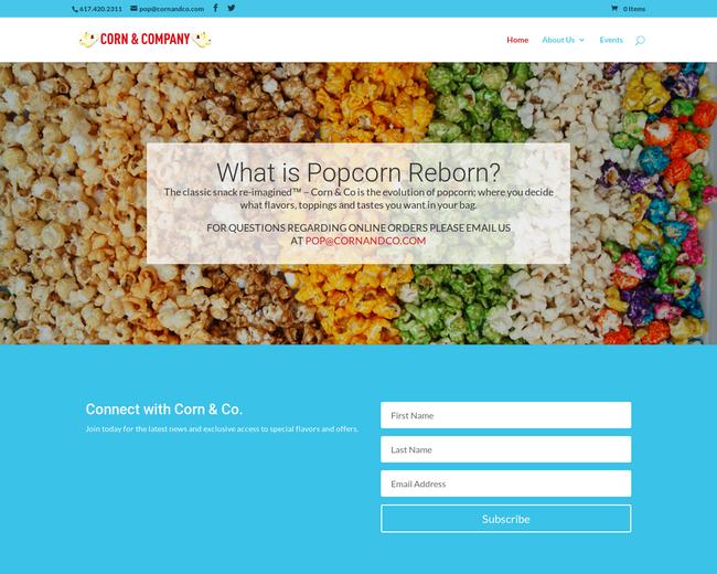 Corn and Company