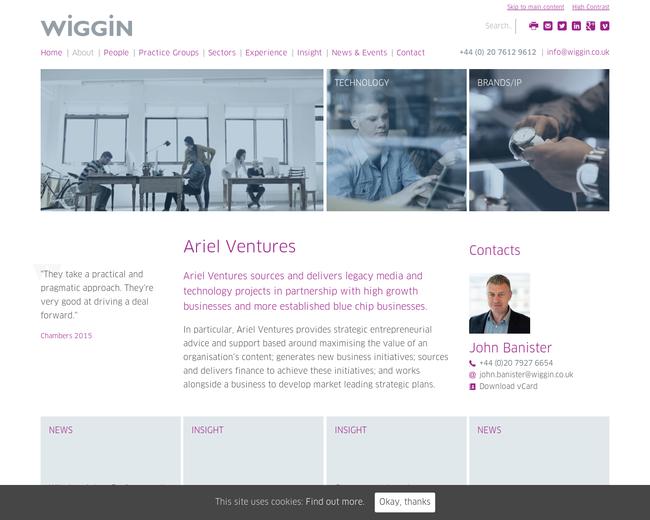 Ariel Ventures