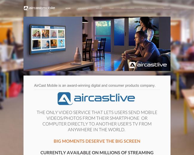 AirCast Mobile