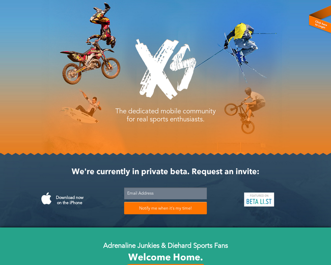 XS: Action Sports