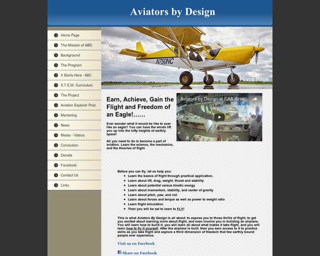 Aviators By Design