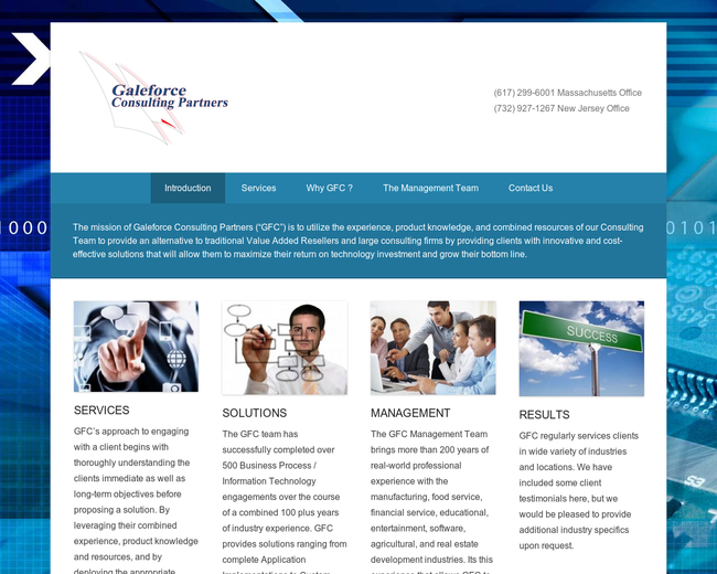 Galeforce Consulting Partners