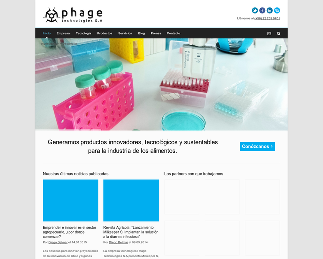 Phage Technologies S.A