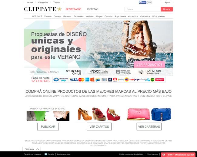 CLIPPATE