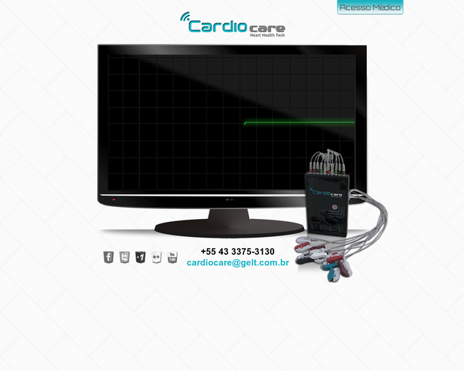 CardioCare. Heart Health Tech