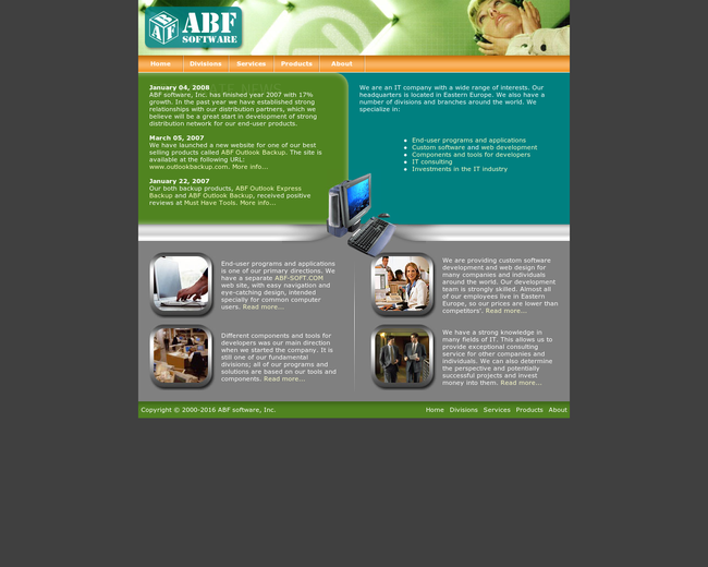 ABF software