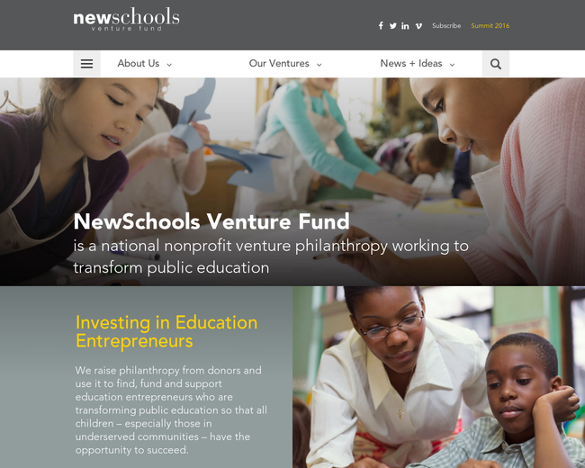 Search results for category technology and learning solutions on newschools venture fund fandeluxe Image collections