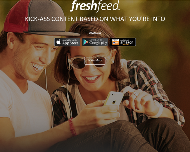 FreshFeed by Fligoo