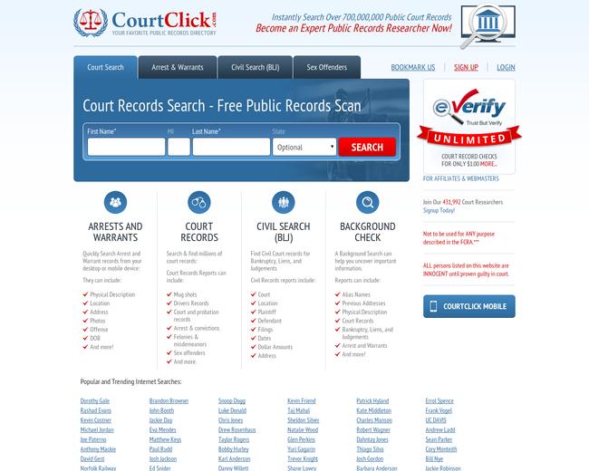 Court Click