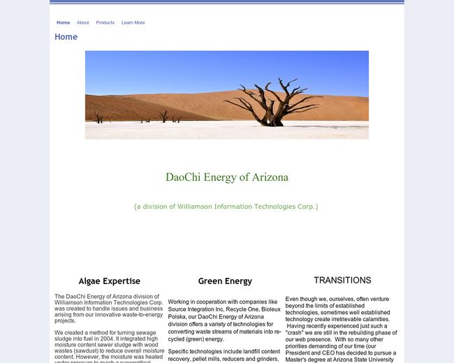 DaoChi Energy of Arizona