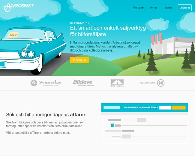 Bilprospekt Sverige AB