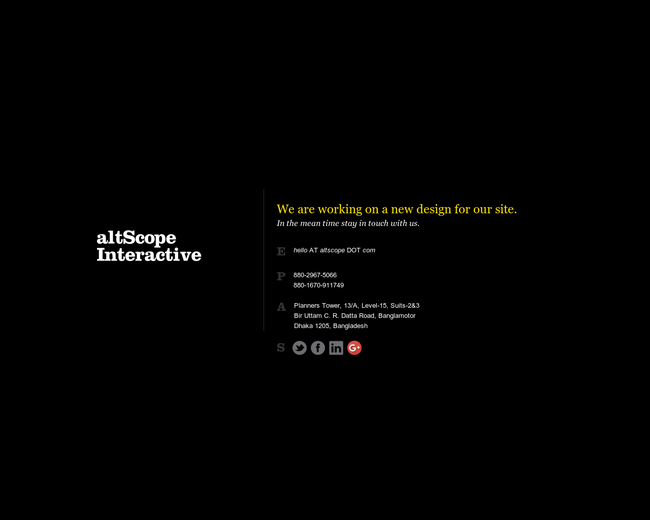 altScope Interactive