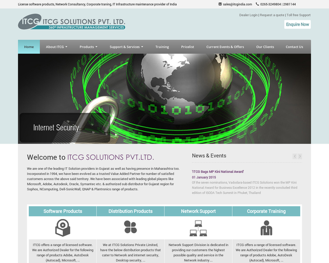 ITCG Solutions Private