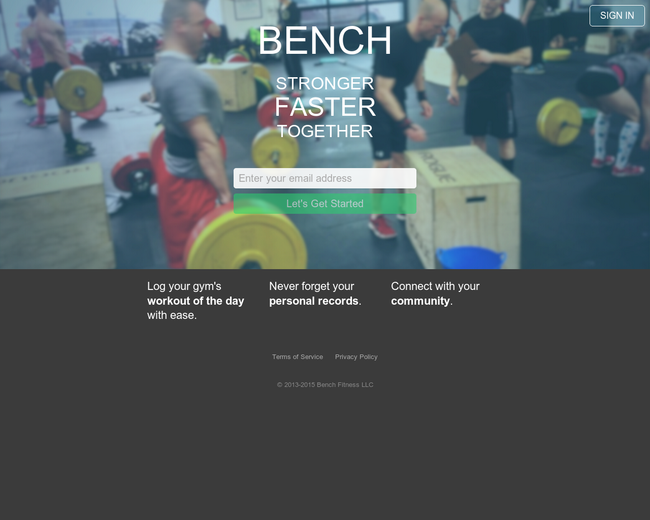 Bench Fitness