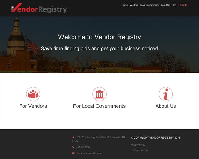 Vendor Registry