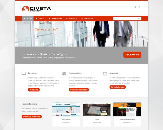 CIVETA Investments