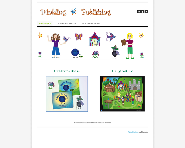 D'inkling Publishing
