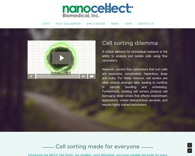 NanoCellect Biomedical