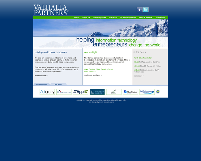 Valhalla Partners