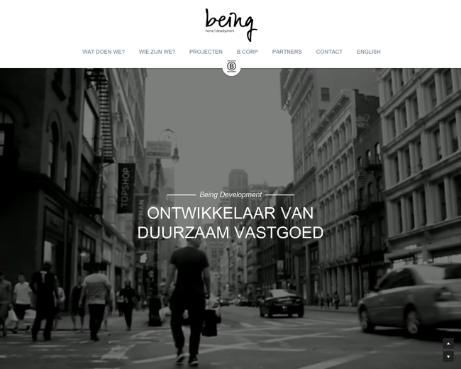 Being Home | Development