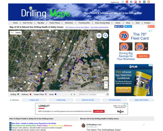 DrillingMaps.com