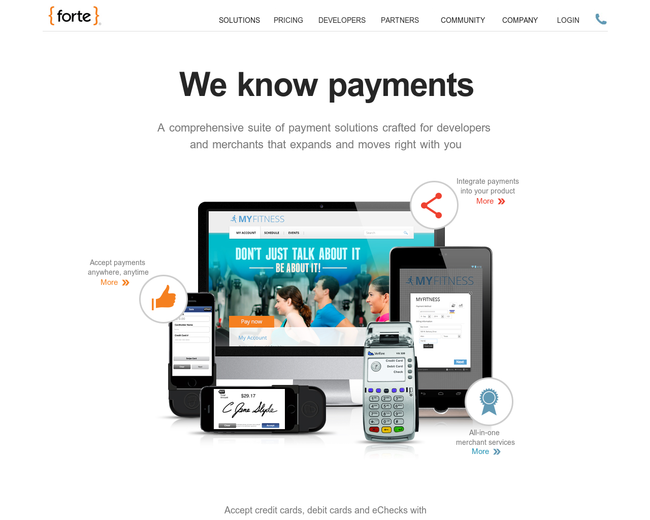 Forte Payment Systems