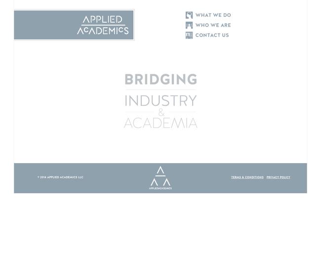 Applied Academics