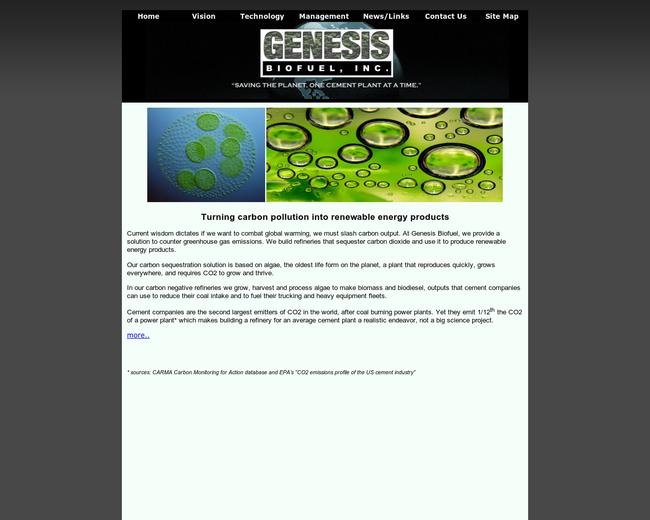 Genesis Biofuel