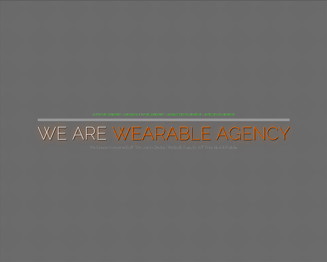 Wearable Agency