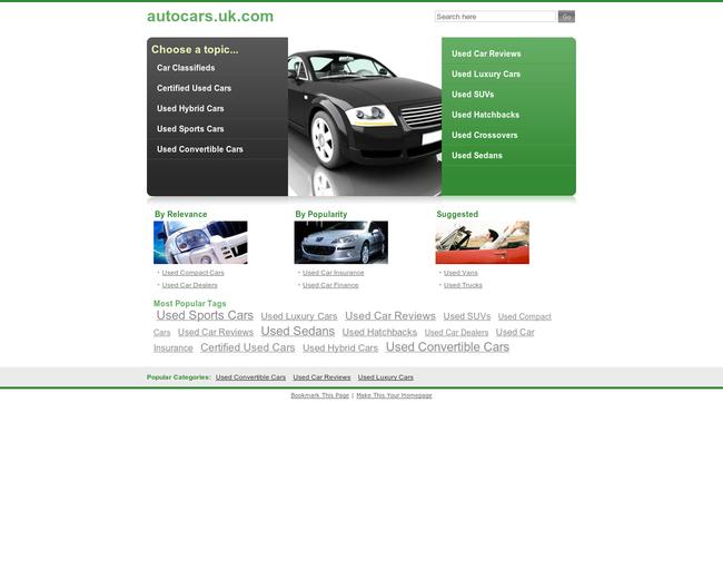 Auto Cars International