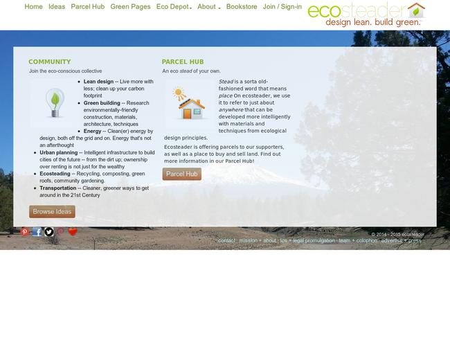 Ecosteader