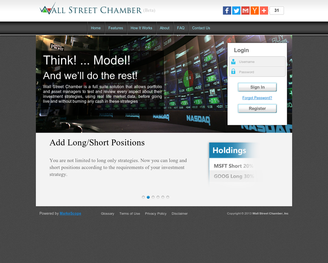 Wall Street Chamber