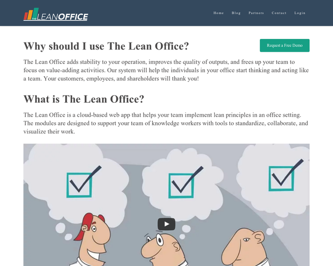 Search results for category lean on iterate studio the lean office fandeluxe Gallery