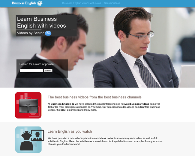 Business English 23