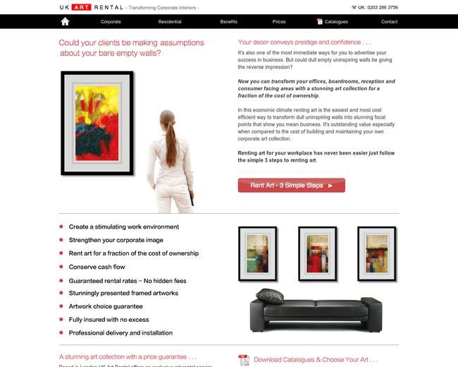 UK Art Rental