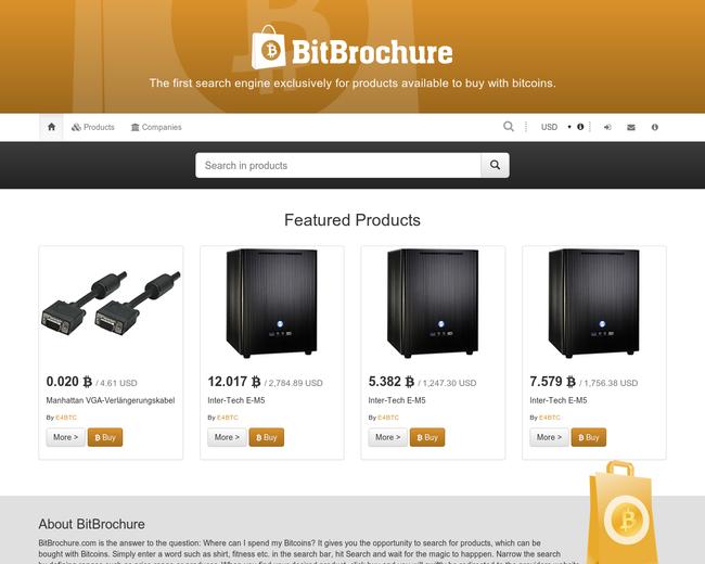 BitBrochure
