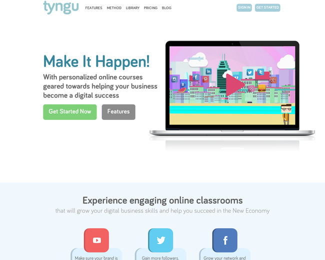Tyngu (A Shift Vertical Product)