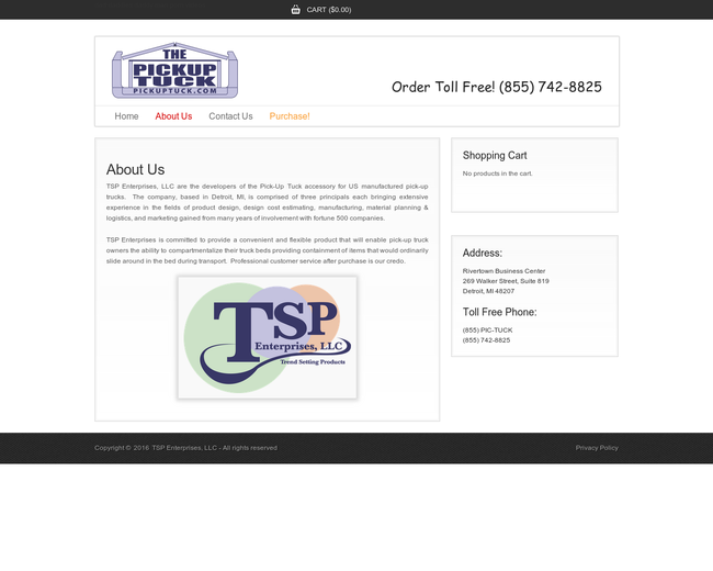 TSP Enterprises