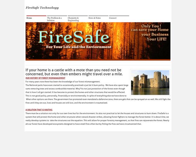 FireSafe Home