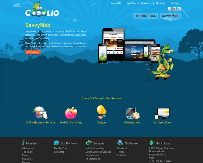 Cooolio Online