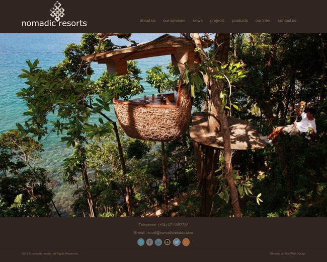 Nomadic Resorts