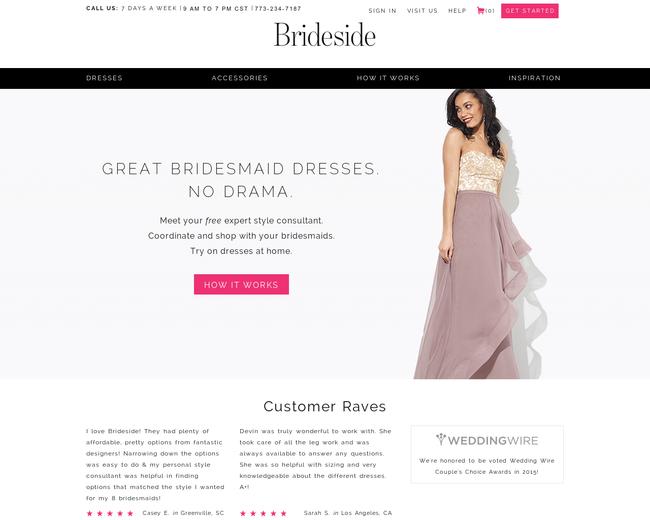 Brideside