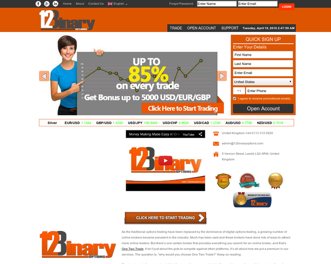 Binary options us join the education