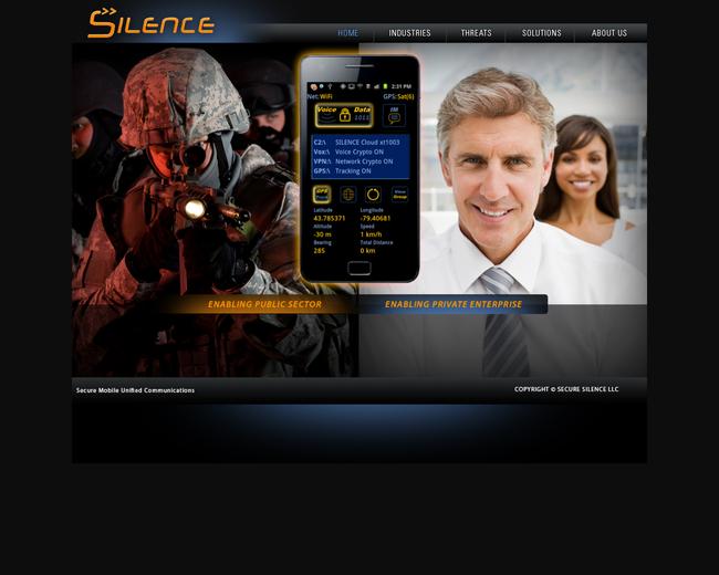 Secure Silence