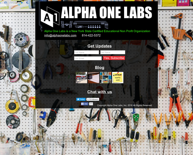 Alpha One Labs
