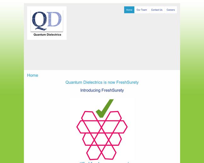 Quantum Dielectrics