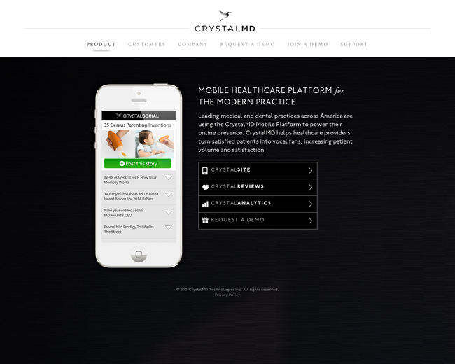 CrystalMD