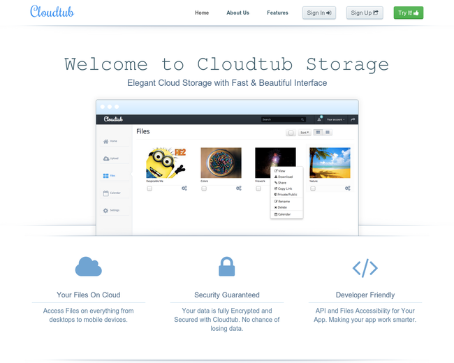 Cloudtub