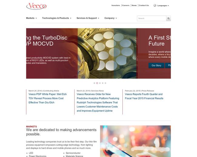 Veeco Instruments